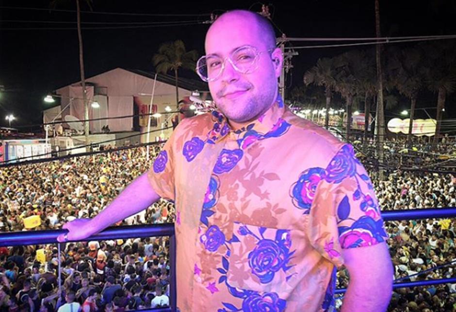 'Tiago Abravanel está na Globo e não ganha nada', diz Silvio sobre o neto