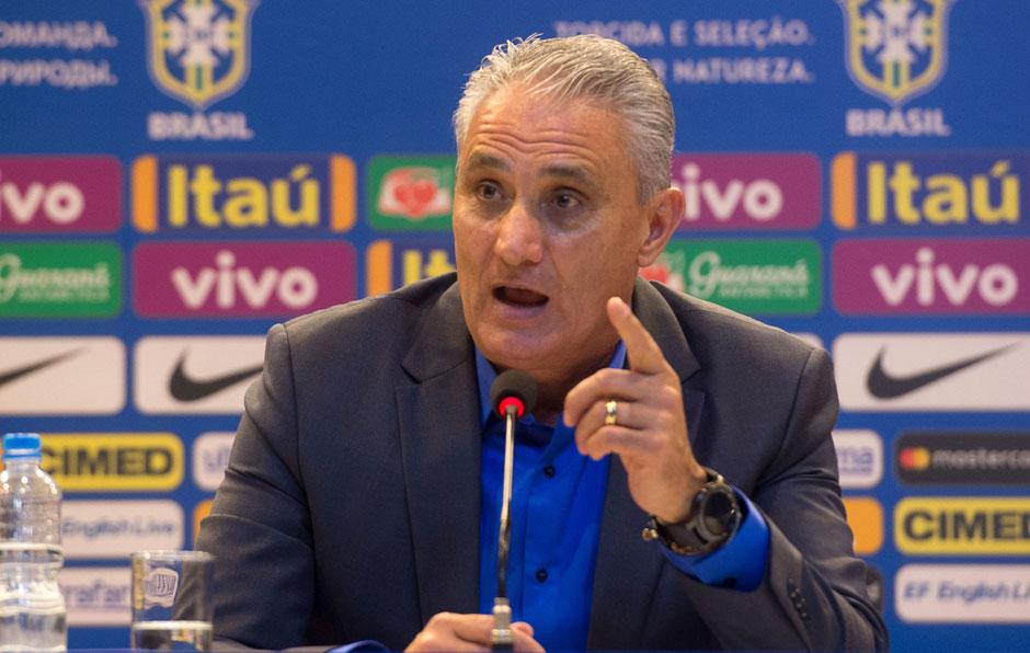 Com Cássio e Fágner, Tite convoca lista da seleção brasileira para a Copa