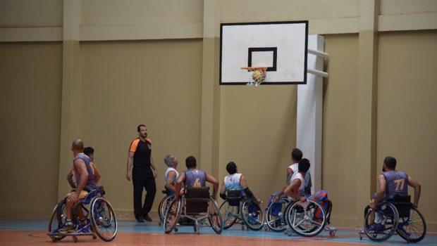Aparecida de Goiânia sedia Copa de Basquetebol em Cadeiras de Rodas