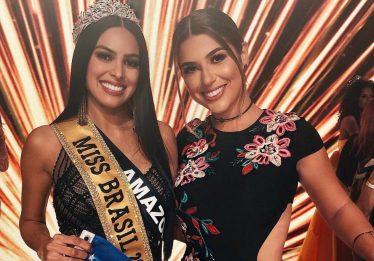 Ex-BBB Vivian tieta nova Miss Brasil, conterrânea do Amazonas