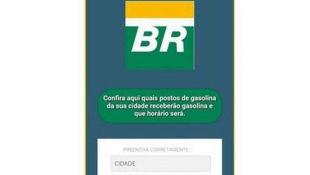 Novo golpe do WhatsApp promete acesso a falsa lista de postos com combustíveis