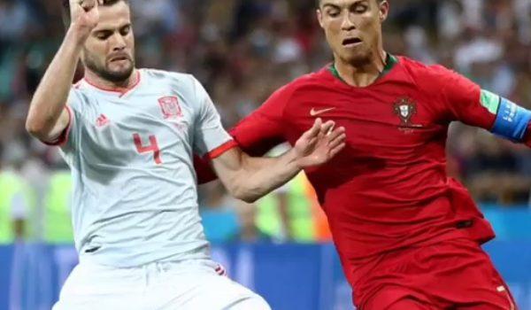 CR7 brilha e garante empate para Portugal
