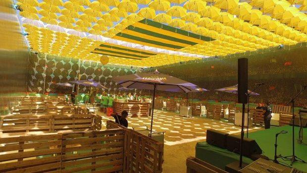 De bares a shoppings, confira onde assistir os jogos do Brasil neste domingo (17) em Goiânia