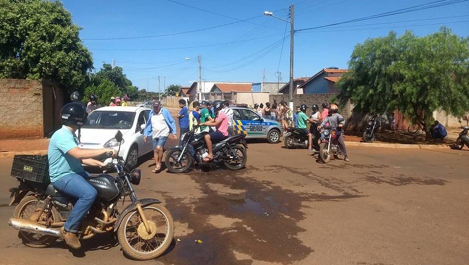 Quatro morrem em confronto com polícia, em Palmeiras de Goiás