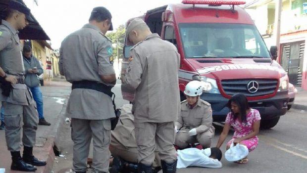 Dois homens são baleados durante atentado em feira livre do Setor Cândida de Morais, em Goiânia