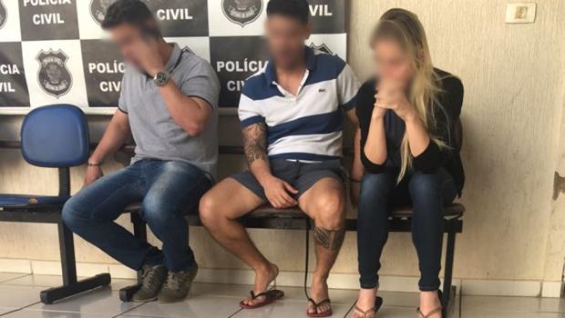 Polícia prende universitários que traficavam em festas de Mineiros
