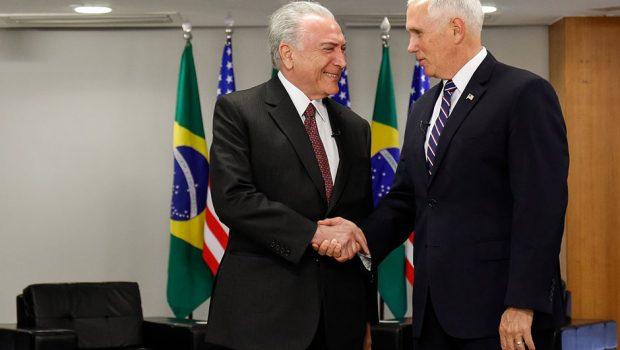 Temer oferece buscar crianças brasileiras retidas em abrigos nos EUA