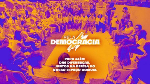 De PSOL a Novo, partidos se unem em lançamento de pacto pela democracia