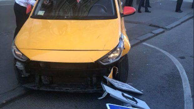 Táxi atropela grupo em Moscou e fere 7 pessoas