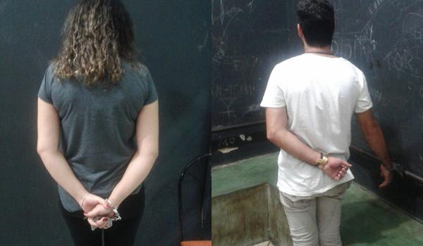 Casal é preso após tentar furtar supermercado para fazer jantar do Dias dos Namorados, em Anápolis