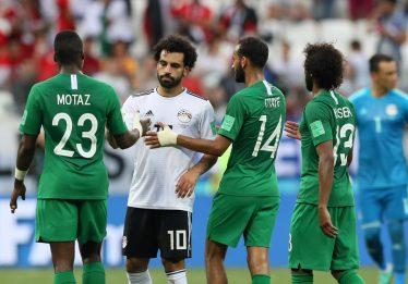 Com um gol no último lance do jogo, Arábia Saudita vira sobre o Egito