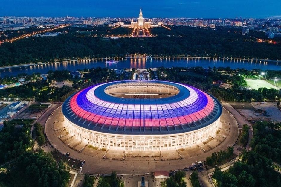 Rússia e Arábia Saudita abrem hoje a 21ª edição da Copa do Mundo