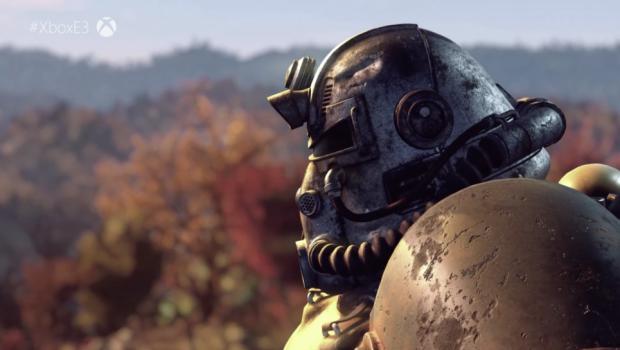 Fallout 76 terá cartas de personalização, modo foto, poses e muito mais