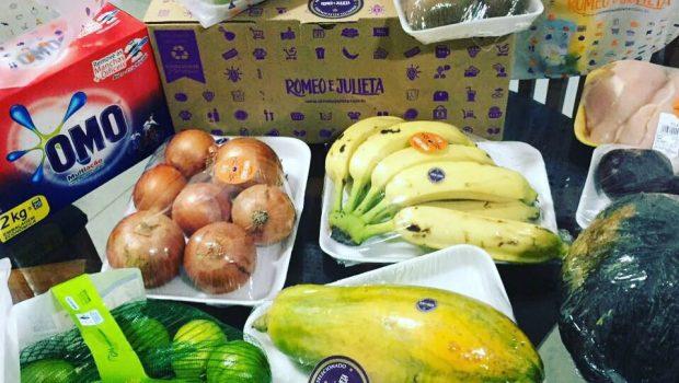 Romeo e Julieta: aplicativo Premium de compras de supermercado multiestabelecimentos
