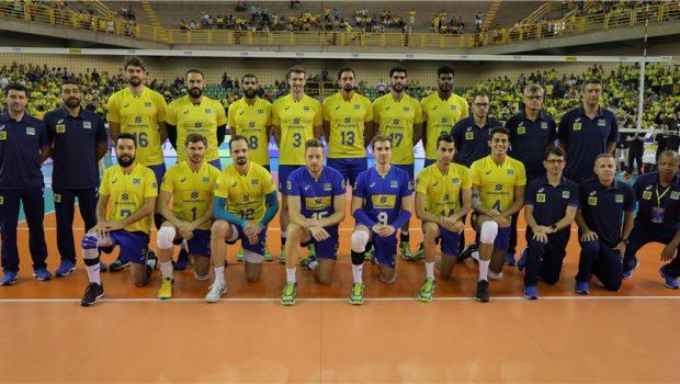 Brasil enfrenta Japão em segunda partida da Liga das Nações em casa