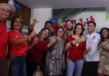 Participação panamenha na Copa do Mundo emociona família em Goiás