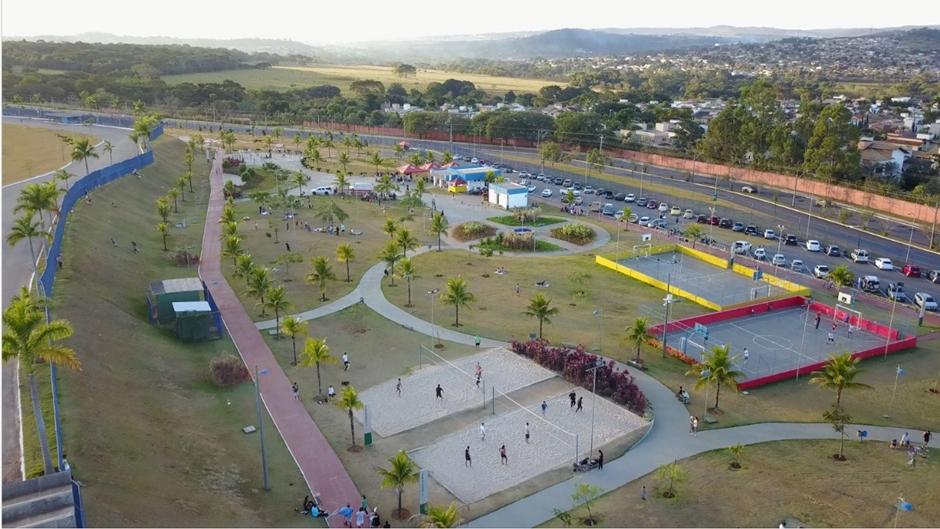 Parque Marcos Veiga Jardim recebe o II Festival Ar e Cultura nas férias de julho