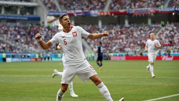 Japão perde para a Polônia, mas avança por critério disciplinar