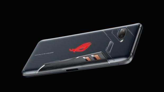 Asus divulga seu primeiro smartphone gamer