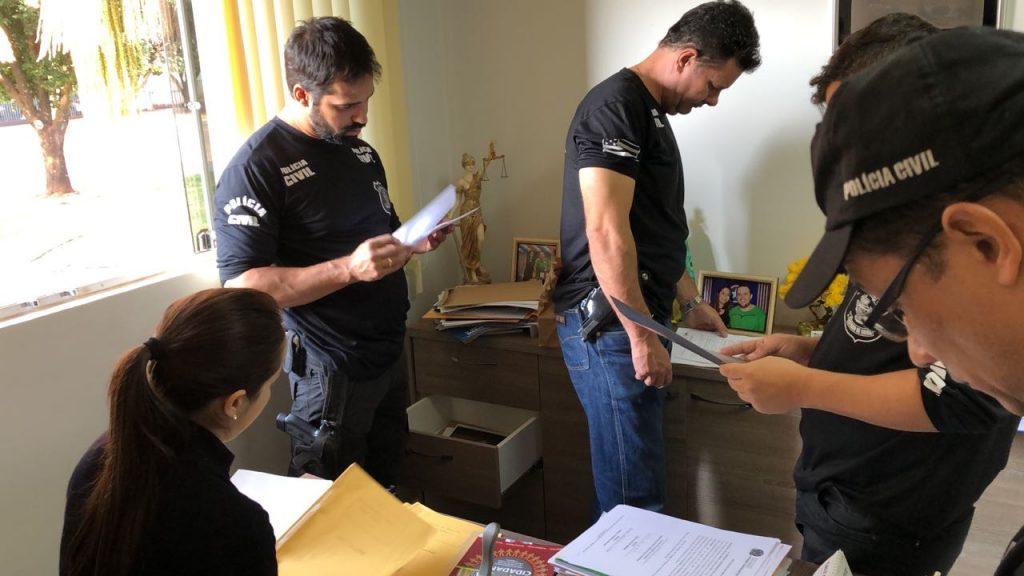 Vereador é suspeito de desviar R$ 175 mil em recursos do Legislativo de São Simão