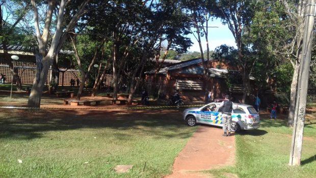 Homem é morto a tiros no Campus Samambaia, da Universidade Federal de Goiás, em Goiânia
