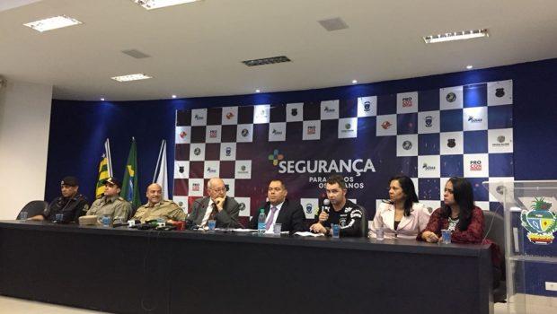 Goiás registra queda em 12 índices de criminalidade em um ano