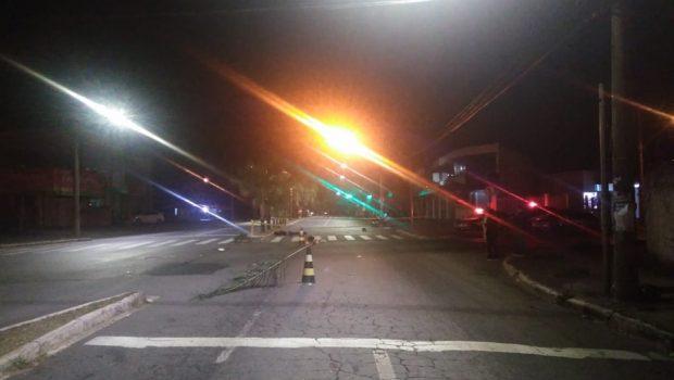 Motociclista morre após se envolver em acidente de trânsito na Avenida T-9, em Goiânia