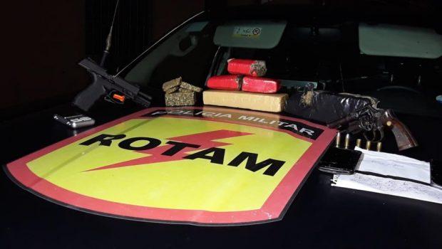 Suspeitos de roubar veículos são mortos em confronto com a Rotam, em Goiânia