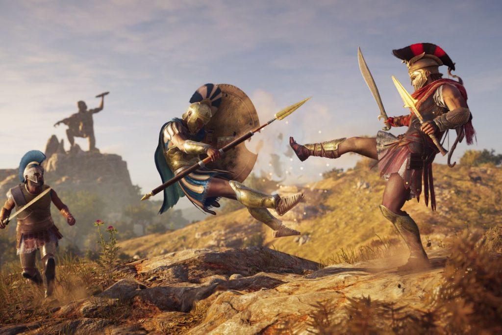 Novo Assassin's Creed vai permitir formar par romântico com qualquer personagem