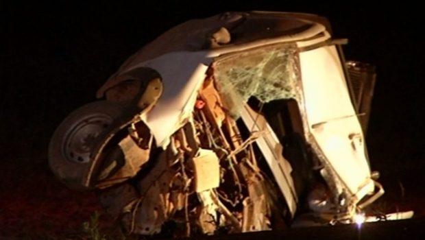 Acidente na GO-010 termina com três pessoas mortas, em Silvânia