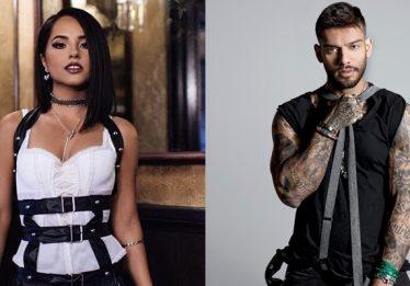 Becky G lança remix de 'Mayores' com participação de Lucas Lucco