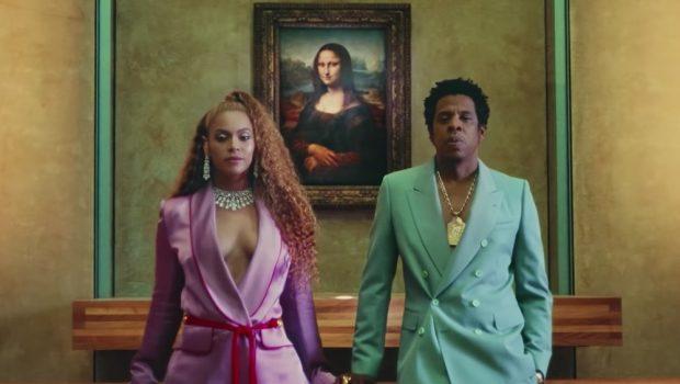 Beyoncé e Jay-Z fecham museu do Louvre para gravação do vídeo 'Apeshit'