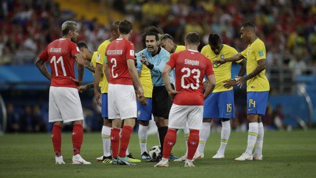 CBF reclamará à Fifa por não utilização de VAR na estreia