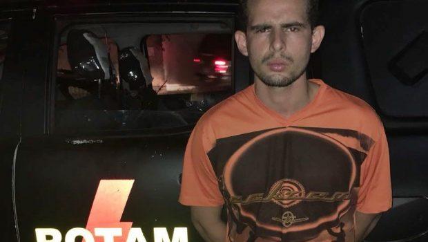 Policia prende suspeito de roubar carro da filha de Ronaldo Caiado