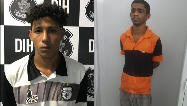 Polícia Civil prende suspeitos de matar moradores de rua, em Goiânia