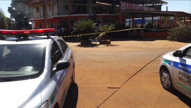 Jovem é morto a tiros após sair do trabalho para almoçar, em Acreúna