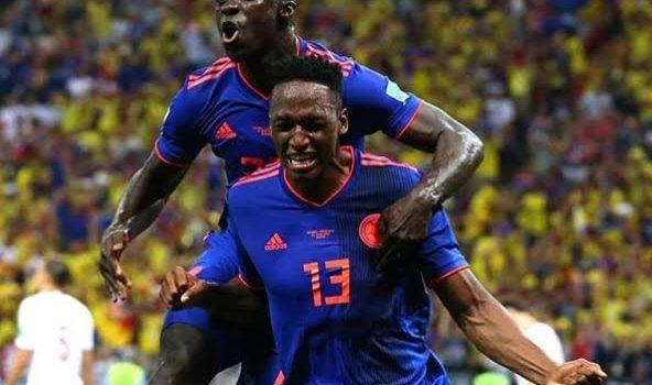 Colômbia elimina Polônia em vitória cheia de gols