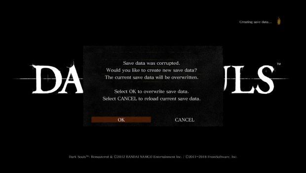 Antivírus popular está corrompendo arquivos de Dark Souls: Remastered