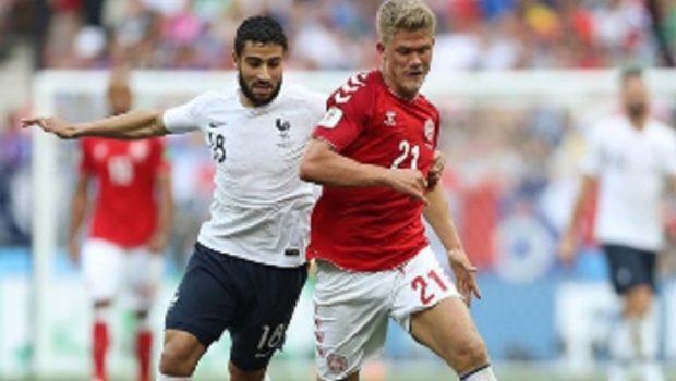 França e Dinamarca empatam sem gols em jogo ruim