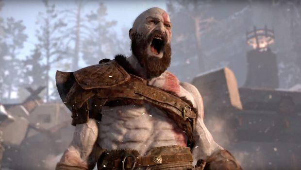 God of War vai ganhar uma minissérie em quadrinhos