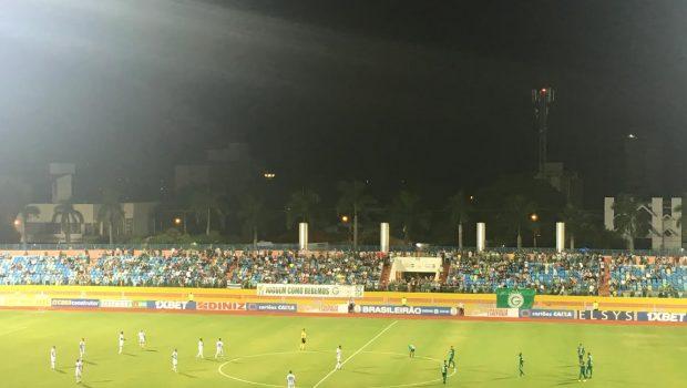 De virada, Goiás supera Paysandu no Olímpico