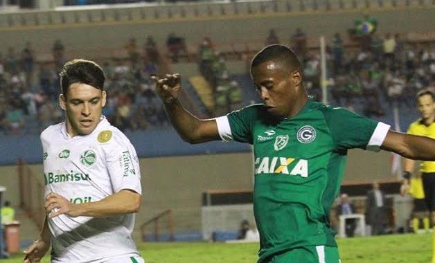 Goiás empata com Juventude