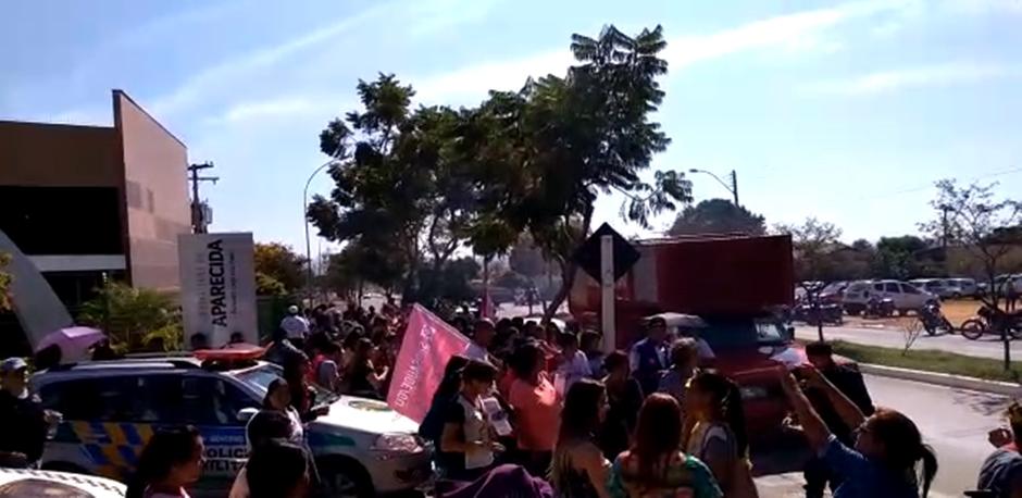 Profissionais da saúde municipal de Aparecida de Goiânia anunciam indicativo de greve
