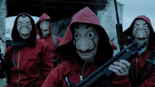 Terceira temporada de 'La Casa de Papel' ganha data de estreia