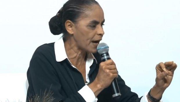 'Não sou favorável à privatização da Petrobras, BB e Caixa', diz Marina