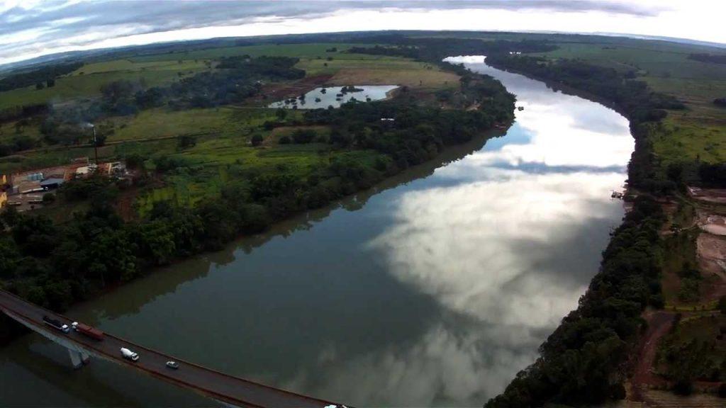 Corpo é encontrado dentro do Rio Paranaíba, em Itumbiara