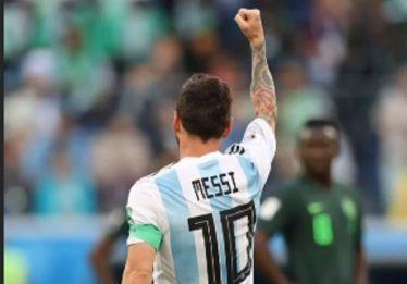 Com Brasil e Argentina em dificuldade, Messi diz que camisa já não ganha mais jogo