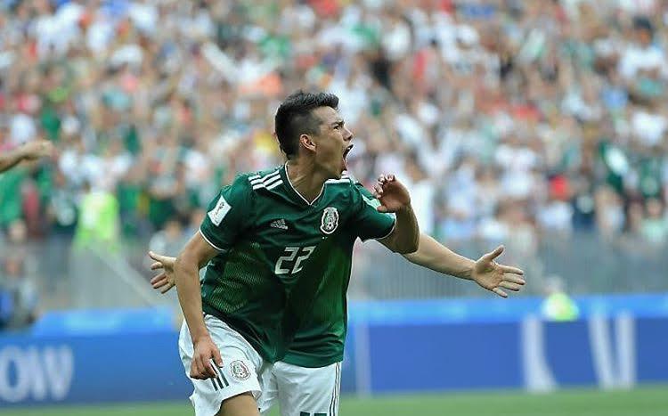 México supera a atual campeã, Alemanha, na estreia