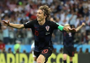 Croácia atropela a Argentina