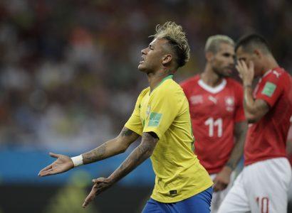 Brasil só empata com Suíça na estreia da Copa